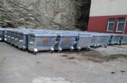 Yeni Çöp Konteynerlarımız